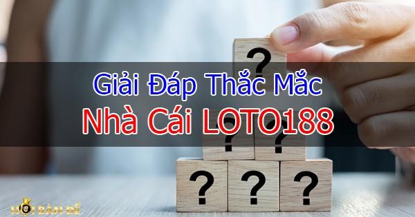 Loto188 - Hướng dẫn chơi lô đề tại nhà cái loto188