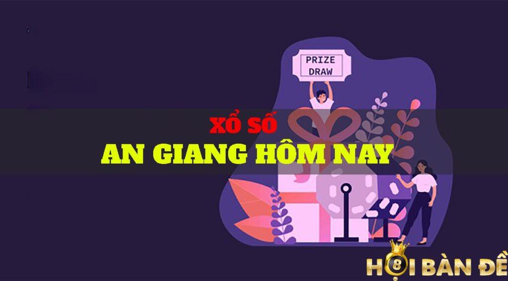 Dự Đoán XSAG - Soi Cầu An Giang Hôm Nay