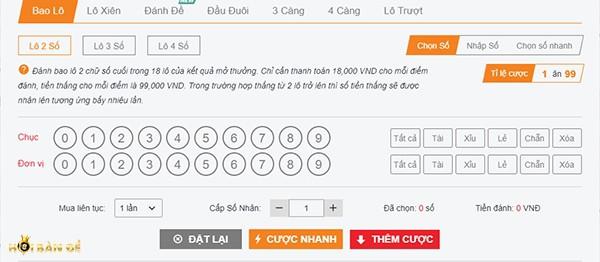 Lixi88 - Hướng dẫn chơi lô đề tại nhà cái Lixi88