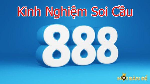 Soi Cầu 888 - Soi Cầu 2 Nháy 888 Miễn Phí Hôm Nay